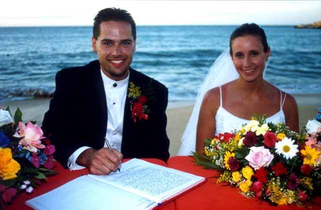 Margarita Island Wedding - At the beach - Walter's Tours
